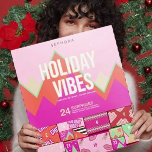 calendrier avent sephora collection holiday vibes 2021