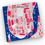 calendrier de lavent maybelline 2021 spoiler